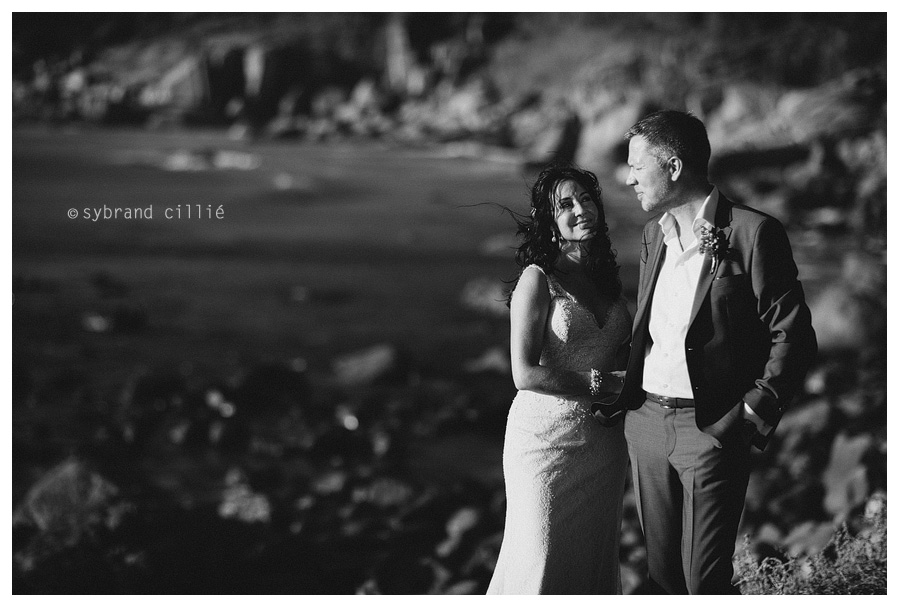 Tintswalo Atlantic Beach wedding