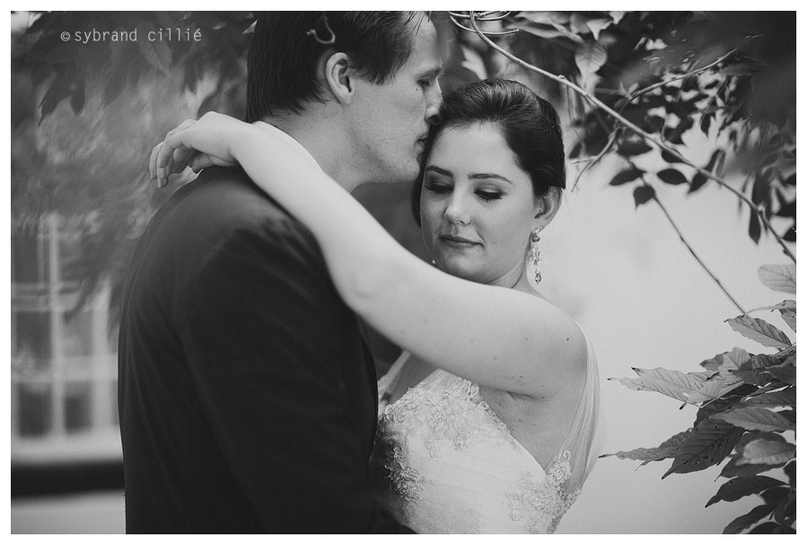 Stunning wedding at Blaauwklippen Estate